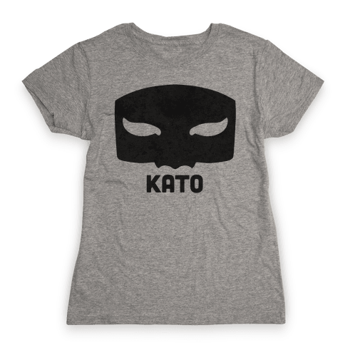 Kato (Paired) Womens T-Shirt