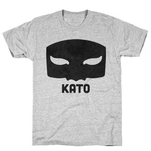 Kato (Paired) Mens T-Shirt