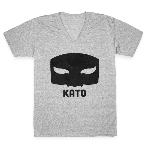 Kato (Paired) V-Neck Tee Shirt