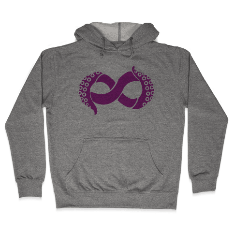 Octopi Forever Hooded Sweatshirt