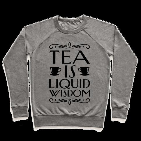 Liquid Wisdom Pullover