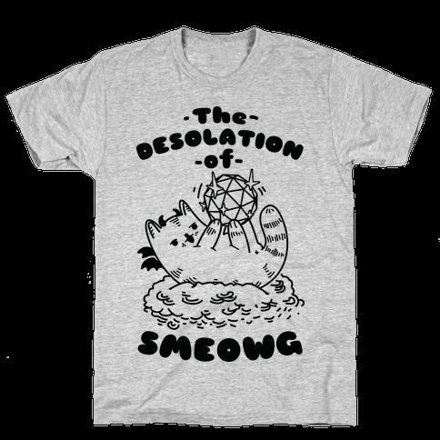 The Desolation of Smeowg Mens T-Shirt