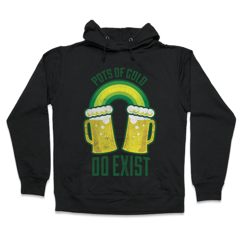 Pots Of Gold Hooded Sweatshirt