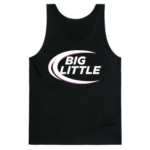 Big Little Tank Top