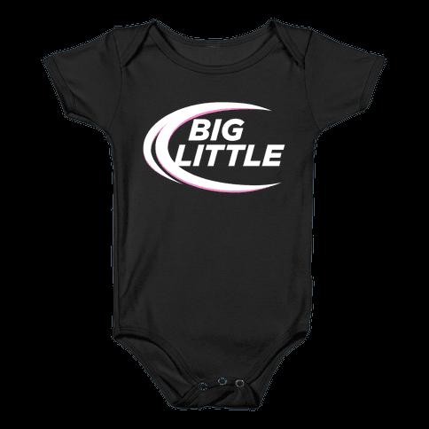 Big Little Baby Onesy
