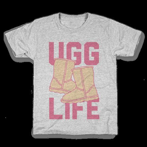 Ugg Life Kids T-Shirt