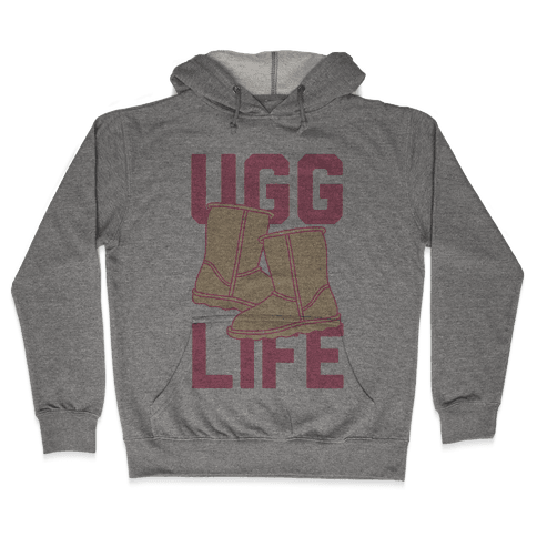 Ugg Life Hooded Sweatshirt