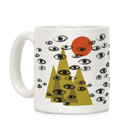 The Hills Have Eyes Coffee Mug