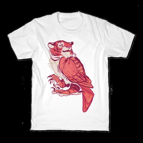 Bird Of Prey Kids T-Shirt