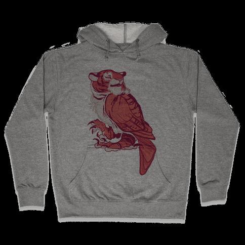 Bird Of Prey Hooded Sweatshirt