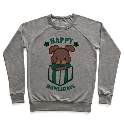 Happy Howlidays Pullover