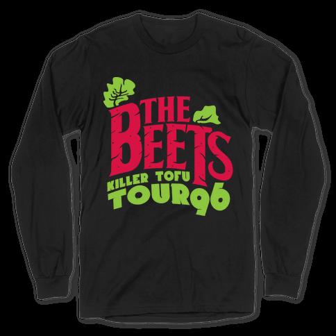 Beets Tour Long Sleeve T-Shirt