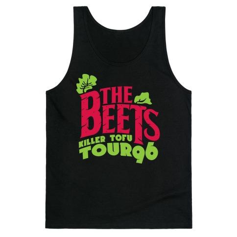 Beets Tour Tank Top