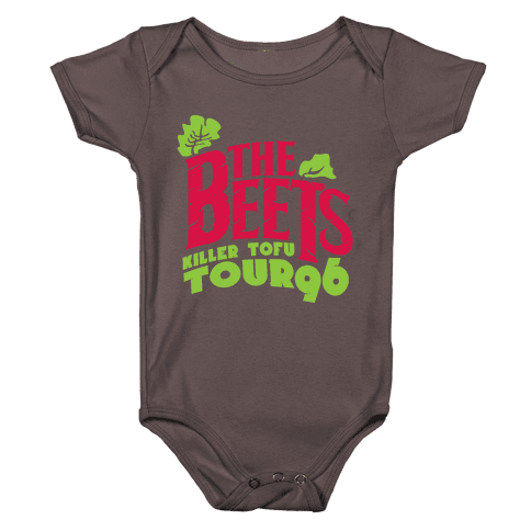 Beets Tour Baby One-Piece