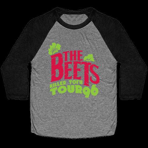 Beets Tour Baseball Tee
