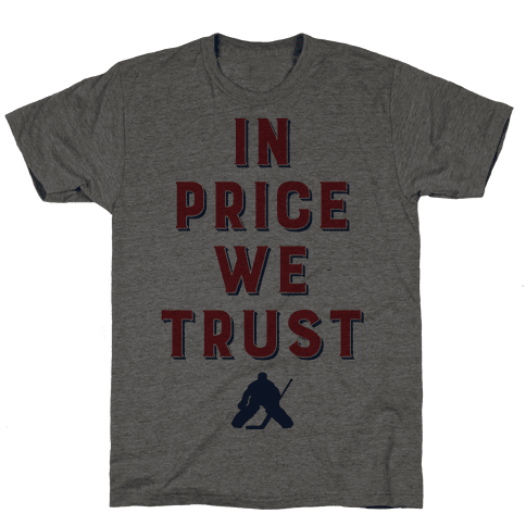 In Price We Trust