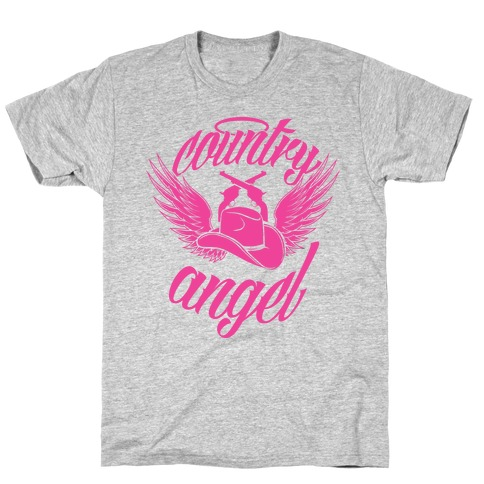 Country Angel T-Shirt