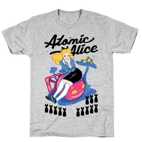 Atomic Alice T-Shirt