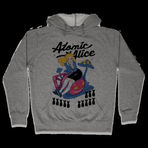 Atomic Alice Hooded Sweatshirt
