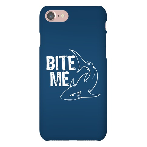 Bite Me Phone Case