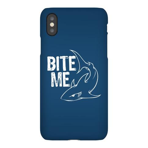 Bite Me Phone Case