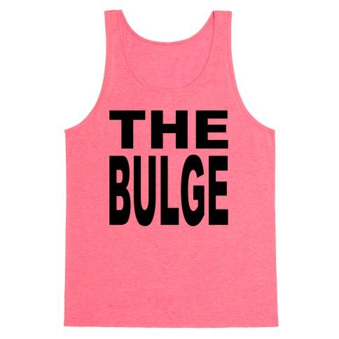 The Bulge Tank Top