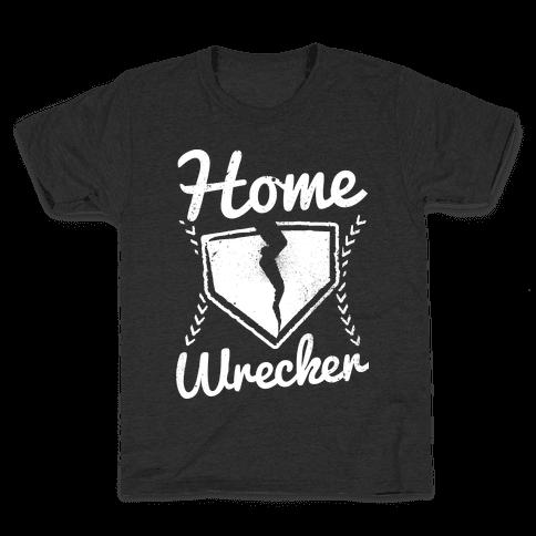 Home Wrecker Kids T-Shirt