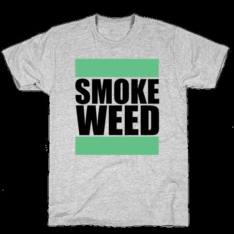 Smoke Weed Mens T-Shirt
