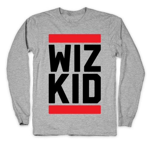 Wiz Kid Long Sleeve T-Shirt
