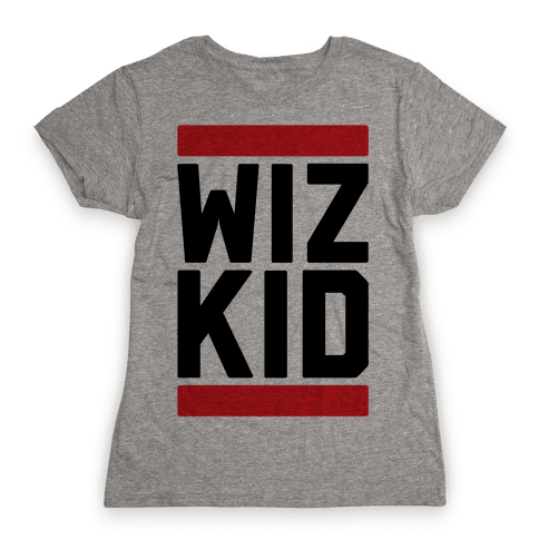 Wiz Kid Womens T-Shirt