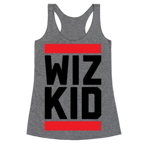 Wiz Kid Racerback Tank Top