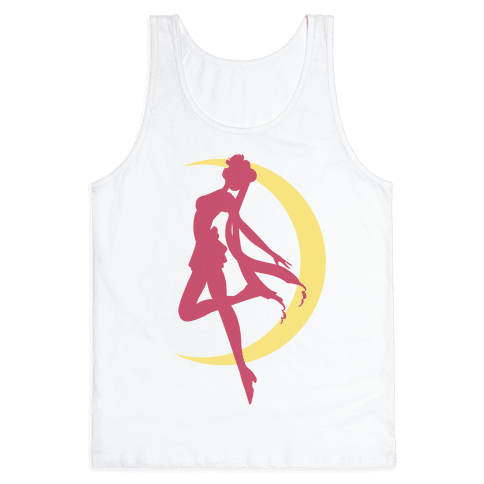 Magical Moon Girl Tank Top