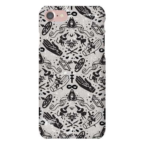 Occult Pattern Phone Case