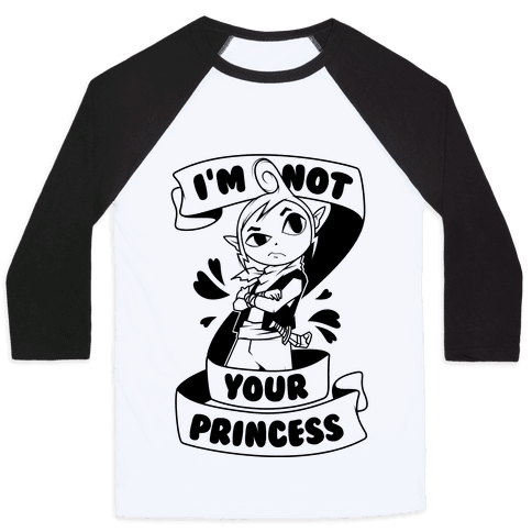 I'm Not Your Princess (Tetra)
