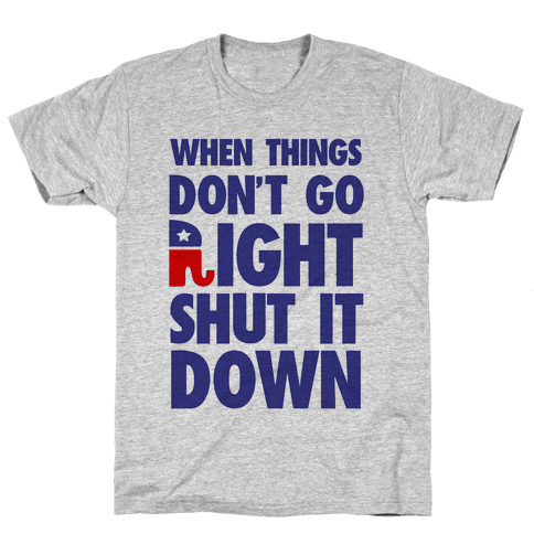 If Things Don't Go Right.. Mens T-Shirt