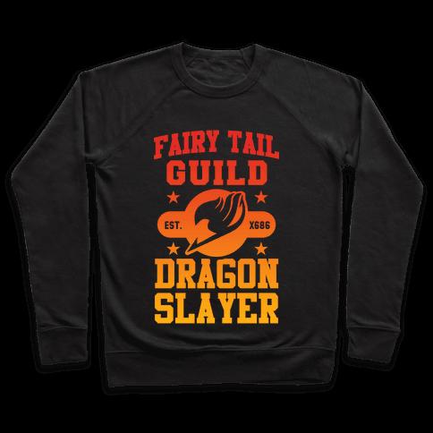 Fairy Tail Guild Dragon Slayer Pullover