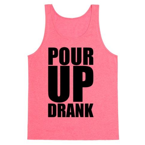 Pour Up Tank Top