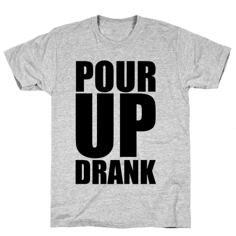 Pour Up Mens T-Shirt
