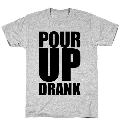 Pour Up Mens/Unisex T-Shirt