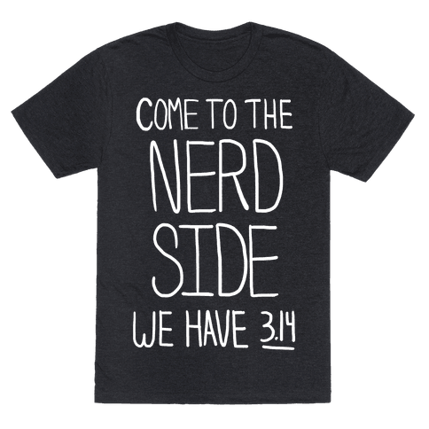 Come to the Nerd Side!