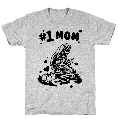 Alien Queen #1 Mom T-Shirt