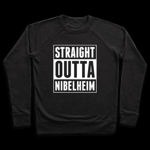 Straight Outta Nibelheim Pullover