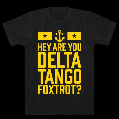 Delta Tango Foxtrot (Navy)