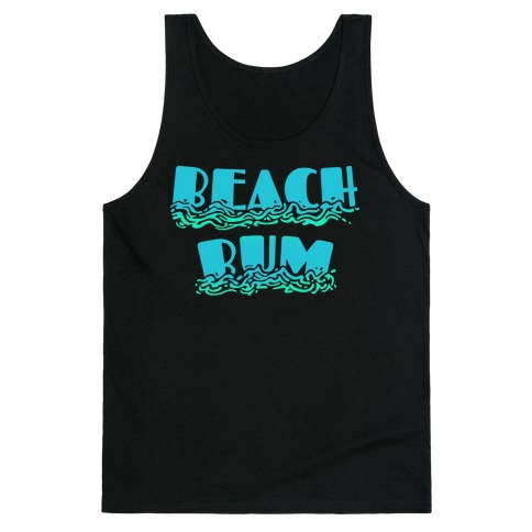 Beach Bum Tank Top