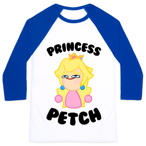 Princess Petch Baseball Tee