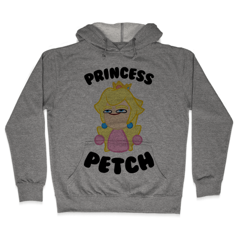 Princess Petch Hooded Sweatshirt