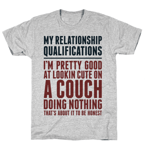 Relationship Qualifications