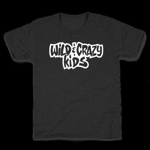 Wild & Crazy Kids Kids T-Shirt