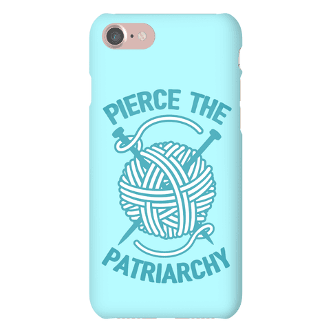 Pierce The Patriarchy Phone Case