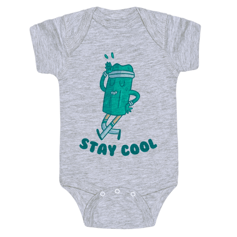 Stay Cool Baby Onesy